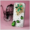 Top Luxury Bling Diamond Case Cover For Iphone 4 4s