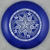 175g Professional Ultimate Frisbee/Sport frisbee Five Star Orange