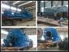 plastic and tyre pyrolysis machine