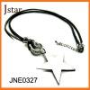 fashion star alloy charm necklace