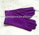 HM466 fashion glove,cashmere knitting glove