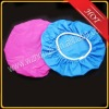 New fashion design ECO-friendly Lady EVA elastic shower cap