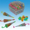Umbrella toy with Candy