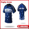 "2013 Nimblewear ""Pro Extreme Superior""short sleeve Rugby shirt/Rugby top/Rugbu jersey"