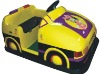 kids amusement play cartoon bumper car toy