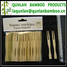 Bamboo Fruit Fork