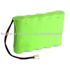 6.0v C4000mAh ni-mh rechargeable battery pack