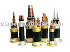 Cable PVDF/HMWPE(KYNAR)