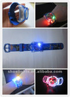 led flash toy watch