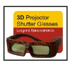 3D Shutter Glasses for Projectors (with DLP-Link Technology)