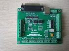 Mach3 LPT breakout board for UIM stepper drivers