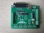 Mach3 LPT breakout board for UIM stepper drivers