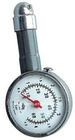tire metal psi pressure gauge