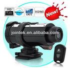 AT10 5.0 Mega pixels Waterproof outdoor sport camera dvr