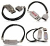 the hot selling Metal bracelet usb flash drive