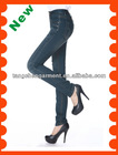 2013cheap skinny jeans for women energy jeans with Enzyme washing
