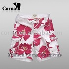 men casual printed board shorts