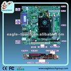 Intel ATOM D425 1.8GHz Mini Itx Board.