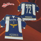 sublimtion printing ice hockey jersey with top quality