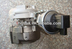 BV43 turbocharger with electronic actuator 53039700168