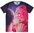 Hight quailty 100 polyester sublimation t shirt