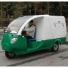 electric garbage cleaning transfer truck