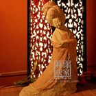 Q076-72 Tang Dynasty Gorgeous Lady Handmade Home Decoration