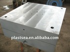Forklift solid tyre mold by one-time EDM process