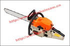 quick cutting chainsaw 58cc