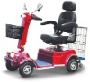 four wheel handicapped and mobility scooter with CE approval