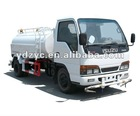 roadway cleaner washer