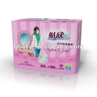 Bestselling, ultra-thin, new type sanitary napkins