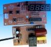 Fan Heater control panel