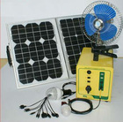 250W solar system, Solar Home System Features