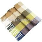 2012 wool scarf