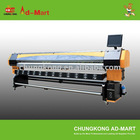 Xaar proton solvent printer