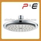 P&E 2012 New Style Plastic Rain Shower Head