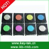 IP65 static rated 38mm Mechanical Trackball Module with touch changeable chameleon backlight