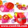 CW-SW005 Fashion Jelly Silicone Watch