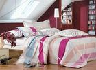 100% cotton 4pcs home textile bedding sets