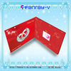 """2012 most popular 2.4"""" new lcd digital video Christmas greeting player brochure card"""