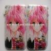 lovely girl mobile phone silicon case