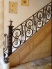 WH-248E 2012 Beautiful Metal Indoor Railing Design