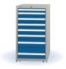 metal storage tool cabinet