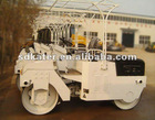 Ride On vibrating road roller machine with CE