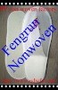 pp nonwoven hotel slippers