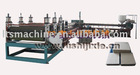 xps foam board roughening machine