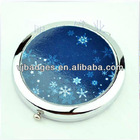 Wonderful design metal comestic mirror for new year gifts