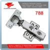 788 Hydraulic pressure cushion funiture cabinet hardware bass hinge 112g