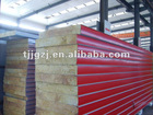 rock wool sandwich fire resistance panels